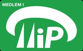 MIP_Medlemslogo-darkgreen_platta_1